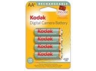 Аккумулятор универсальный Kodak AA Ni-MH 2600 мАч (1шт)