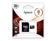 Apacer microSDHC Card Class 10 8GB