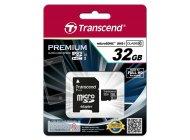 Micro SD Card 32GB class 10 Transcend