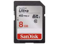 SanDisk Ultra SDHC Class 10 UHS-I 40MB/s 8GB