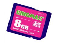 Kingmax Secure Digital Card 8 GB class 4