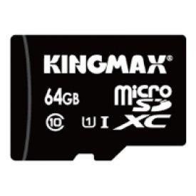 Kingmax micro SDXC Card Class 10 UHS-I U1 64GB