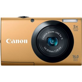 Фотоаппарат Canon PowerShot A3400 IS Gold