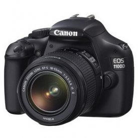 Фотоаппарат Canon EOS 1100D 18-55 IS II KIT