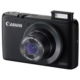 Фотоаппарат Canon PowerShot S200 black