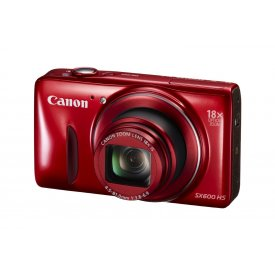 Фотоаппарат Canon PowerShot SX600 HS Red