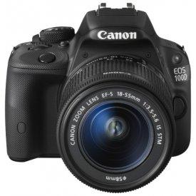 Фотоаппарат Canon EOS 100D Kit 18-55 DC III