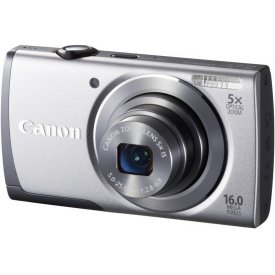 Фотоаппарат Canon PowerShot A2600 Silver