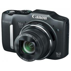 Фотоаппарат Canon PowerShot SX160 IS Black