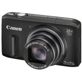 Фотоаппарат Canon PowerShot SX240 HS Black
