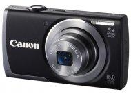 Фотоаппарат Canon Powershot A3500 IS Black c Wi-Fi