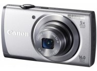 Фотоаппарат Canon Powershot A3500 IS Silver c Wi-Fi