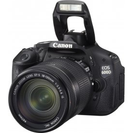 Фотоаппарат Canon EOS 600D EF-S 18-135mm IS Kit