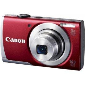 Фотоаппарат Canon PowerShot A2600 Red
