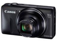 Фотоаппарат Canon PowerShot SX600 HS Black