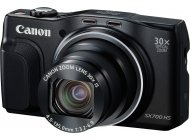 Фотоаппарат Canon Powershot SX700 HS Black