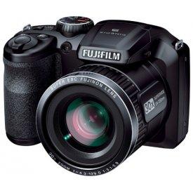 Фотоаппарат Fujifilm FinePix S4800 Black