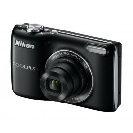 Фотоаппарат Nikon Coolpix L26 Black