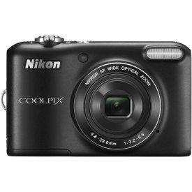 Фотоаппарат Nikon Coolpix L28 Black