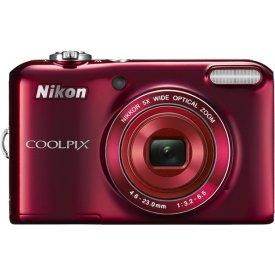 Фотоаппарат Nikon Coolpix L28 Red