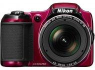 Фотоаппарат Nikon Coolpix L820 Red