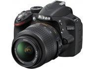 Фотоаппарат Nikon D3200 18-55 G EDII Kit