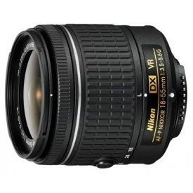 Nikon 18-55mm f3.5-5.6G AF-P VR DX