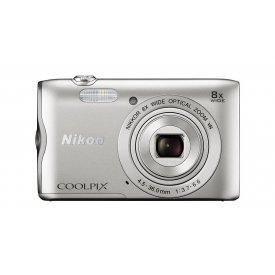 Фотоаппарат Nikon Coolpix A300 Silver