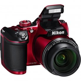 Фотоаппарат Nikon Coolpix B500 red