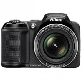 Фотоаппарат Nikon Coolpix L340 Black