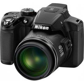 Фотоаппарат Nikon Coolpix P510 Grey