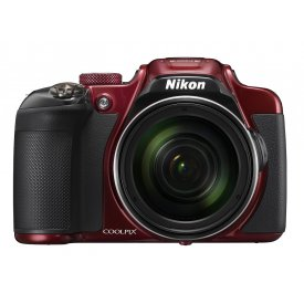 Фотоаппарат Nikon Coolpix P610 Red