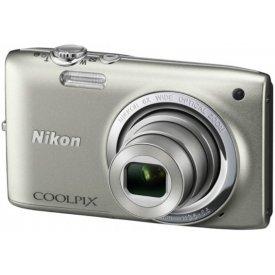 Фотоаппарат Nikon Coolpix S2700 Silver
