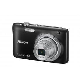 Фотоаппарат Nikon Coolpix S2900 Black