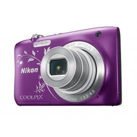 Фотоаппарат Nikon Coolpix S2900 Purple