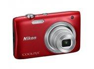 Фотоаппарат Nikon Coolpix S2900 Red