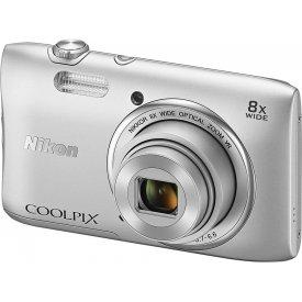 Фотоаппарат Nikon Coolpix S3600 Silver