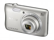 Фотоаппарат Nikon Coolpix S3700 Silver