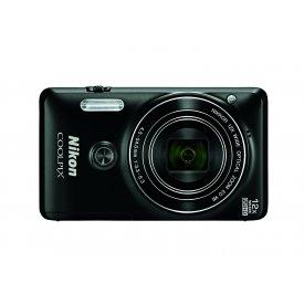Фотоаппарат Nikon Coolpix S6900 black