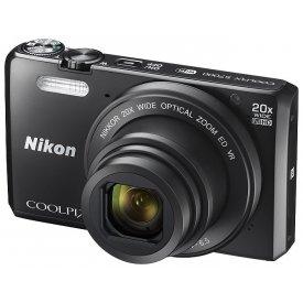 Фотоаппарат Nikon Coolpix S7000 Black