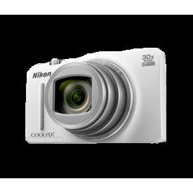 Фотоаппарат Nikon Coolpix S9700 White