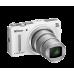 Фотоаппарат Nikon Coolpix S9700 White: Фото 6