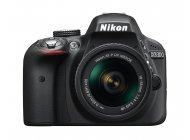 Фотоаппарат Nikon D3300 KIT AF-P 18-55 VR