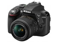 Фотоаппарат Nikon D3300 Kit AF-P 18-55 G