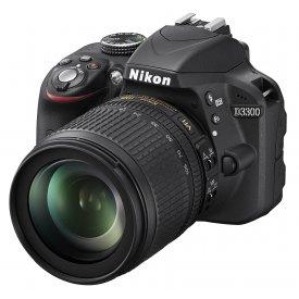 Фотоаппарат Nikon D3300 kit 18-140mm VR Kit