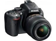 Фотоаппарат Nikon D5100 18-55 VR II Kit