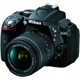 Фотоаппарат Nikon D5300 18-55 VR AF-P