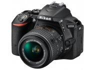 Фотоаппарат Nikon D5500 18-55mm VR AF-P Kit