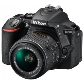 Фотоаппарат Nikon D5500 18-55mm VR II Kit