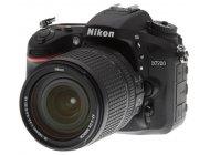 Фотоаппарат Nikon D7200 kit 18-55mm VR